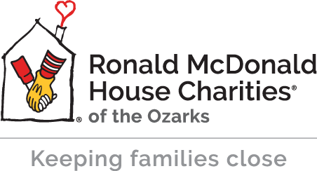 Ronald McDonald House Charities of the Ozarks logo