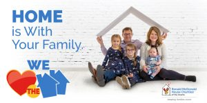 Home is with your family