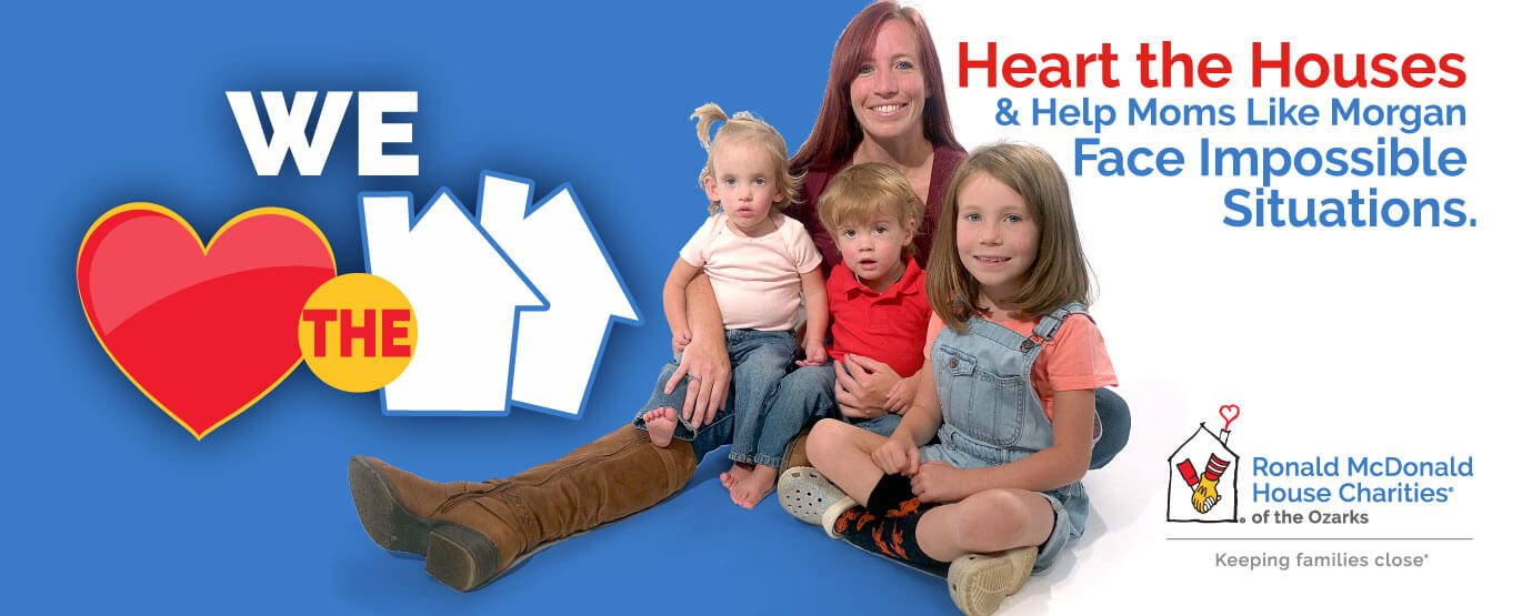 Donate to Heart the Houses Today!