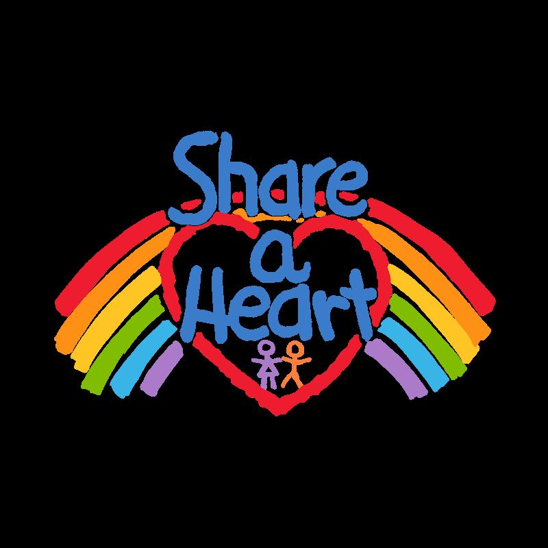 Share a Heart logo