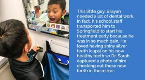 Brayan's Tooth Truck story